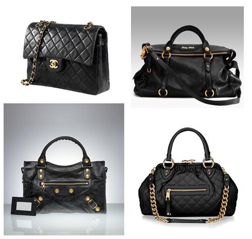 Image Result For Black Satchel Bag