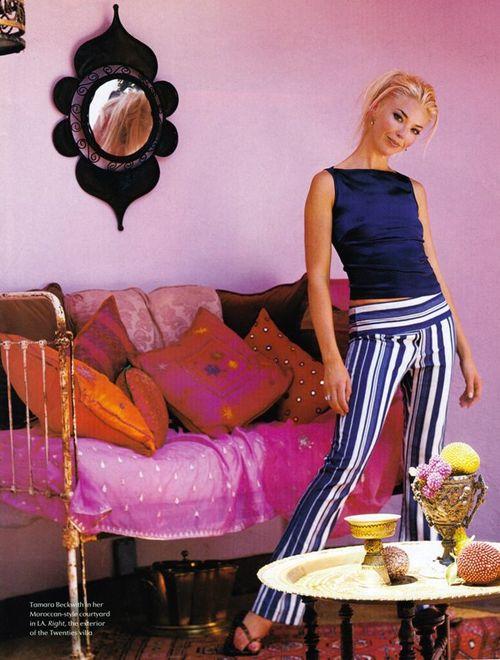 Moodboard Home Profile Tamara Beckwith