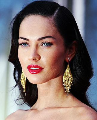 Beauty Mark: Megan Fox Gets Old Hollywood