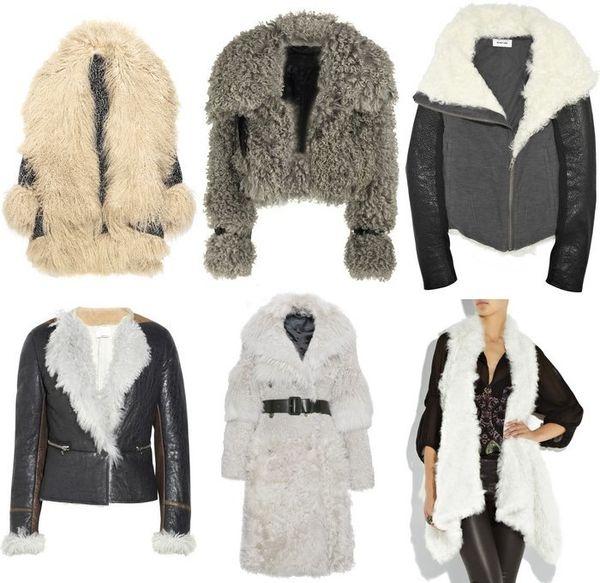 moodboard: Fall 2010 Wish List: Curly Fur