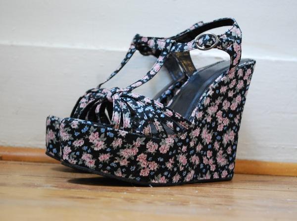 Moodboardblogfloralshoes
