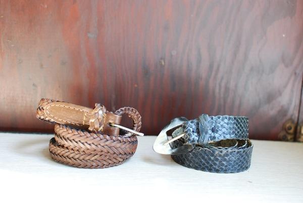 Belts