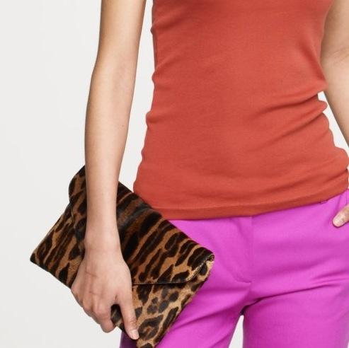 Leopardclutch