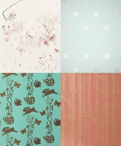 Moodboard Wallpaper Decisions