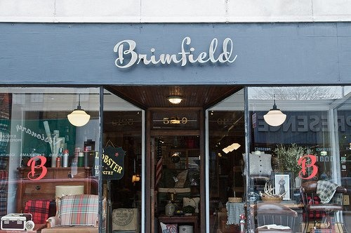 Brimfield-Clark-Andersonville-Chicago