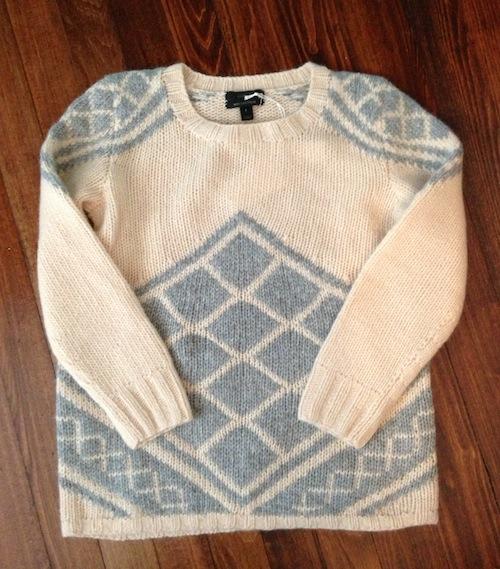 Tilesweater